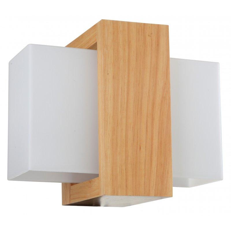 applique murale bois geolampe 1. Black Bedroom Furniture Sets. Home Design Ideas