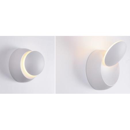 Applique Murale LED Intégré - Mobiled - 5 W - Blanche
