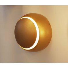Applique Murale LED Intégré - Mobiled - 5 W - Gold