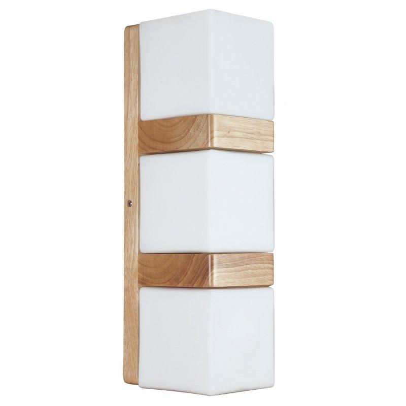 applique murale bois cubiled 3. Black Bedroom Furniture Sets. Home Design Ideas