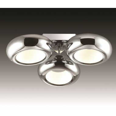 Plafonnier - LED intégré - Lovansa 3 - 36W - 60 cm