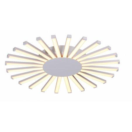 Plafonnier - LED intégré - Rozelli - Blanc