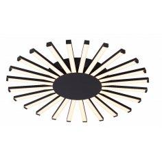 Plafonnier - LED intégré - Rozelli - Noir
