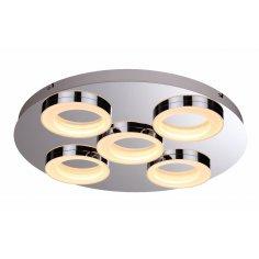 Plafonnier - LED intégré - Sunlike 5*10W