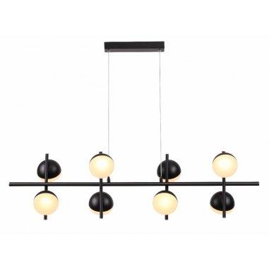 Suspension - LED intégré - Belrondi 8*7W - Noir