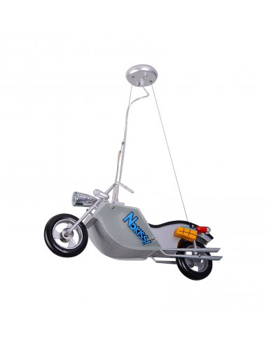 Suspension Skyride 2 Argent