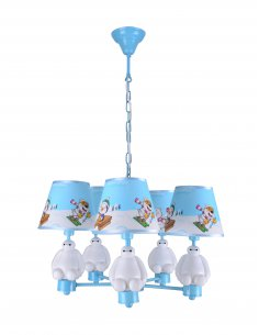 Suspension enfant Bonimoni 5 Bleu
