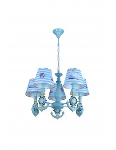 Suspension enfant Ankoblue 5 Bleu