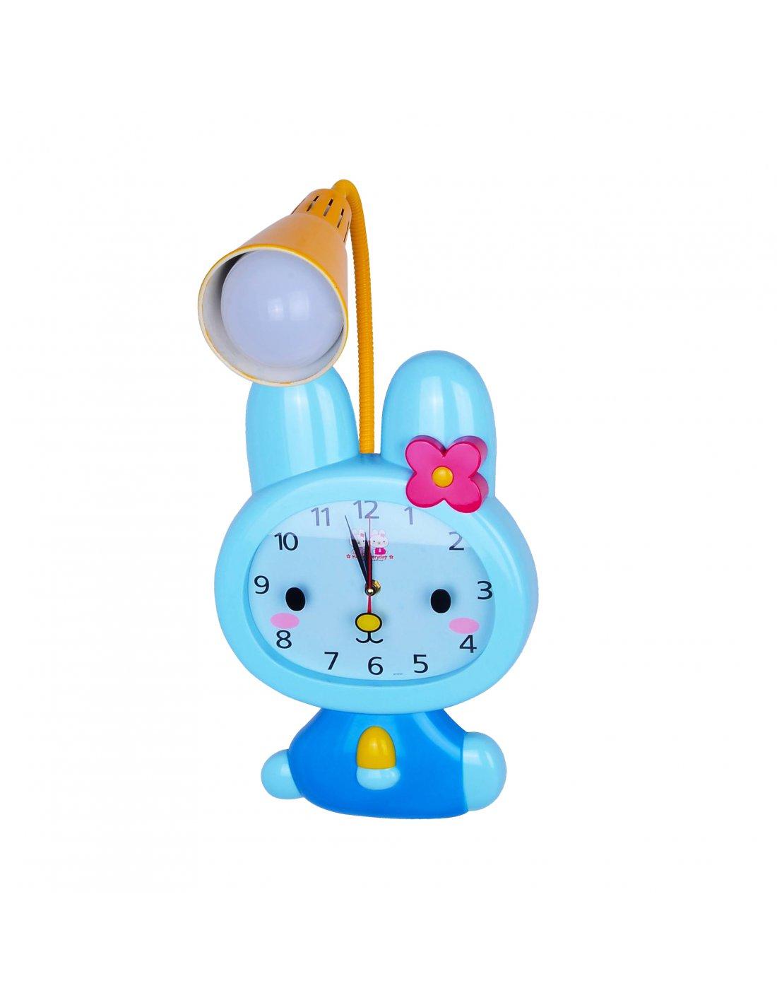 applique enfant en forme de lapin funtime bl bleu. Black Bedroom Furniture Sets. Home Design Ideas