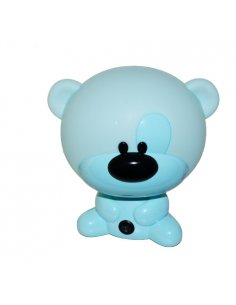 Lampe de table Enfant - Bearyled - Ours bleu