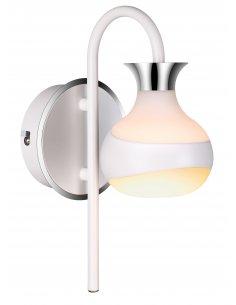 Applique murale - Rodiva W - Blanc - LED Intégré