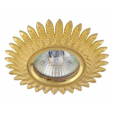 Spot round  Aluminum              Gold
