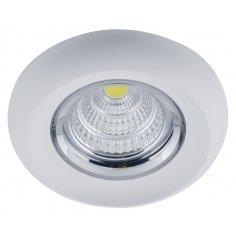 Spot Encastrable Décoratif - Rond - L1068C - Aluminium - Blanc