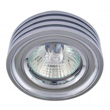 Spot Encastrable Décoratif - Rond - L1063C - Aluminium - Chrome