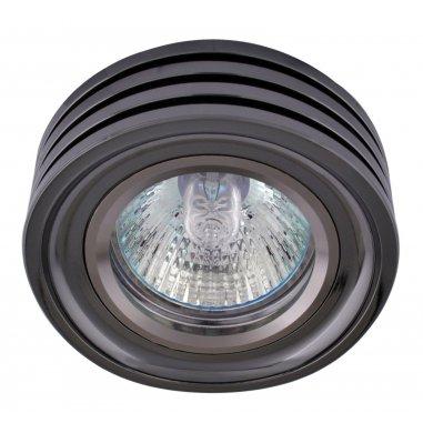 Spot Encastrable Décoratif - Rond - L1063C - Aluminium - Gris Foncé