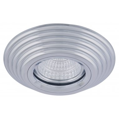 Spot Encastrable Décoratif - Rond - L1081C - Aluminium - Chrome