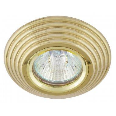 Spot Encastrable Décoratif - Rond - L1081C - Aluminium - Doré