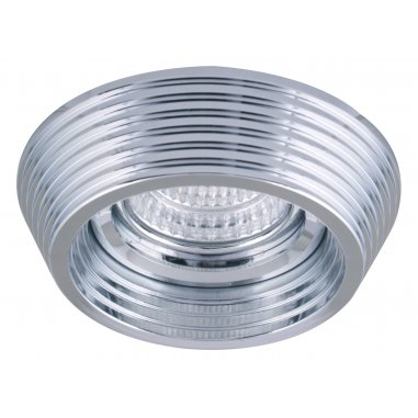 Spot Encastrable Décoratif - Rond - L1058C - Aluminium - Chrome