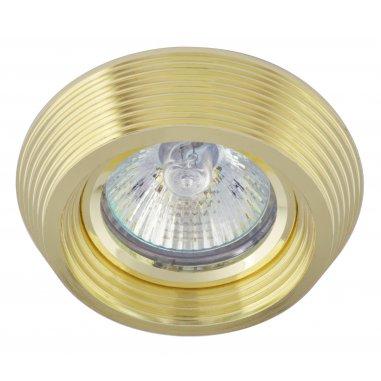Spot Encastrable Décoratif - Rond - L1058C - Aluminium - Doré