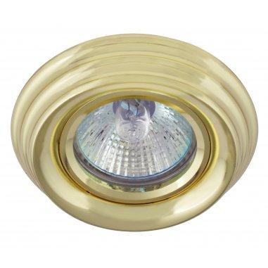 Spots  Round  Aluminum           Gold