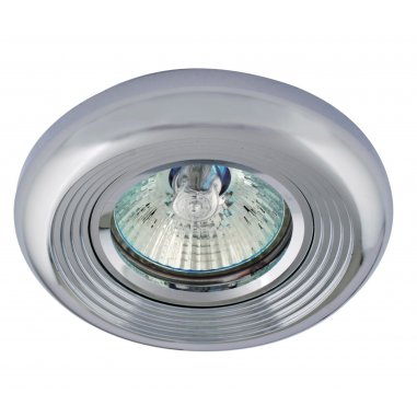 Spot Encastrable Décoratif - Rond - L1074C - Aluminium - Chrome