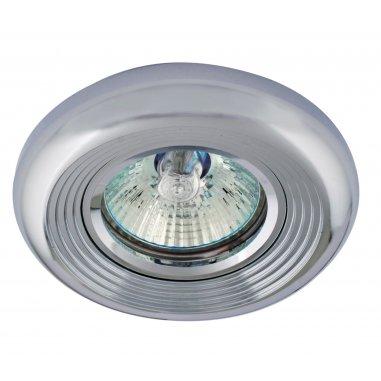 Spot  Round   Aluminum  Chrome
