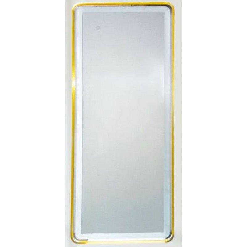 miroir moderne rectangulaire led int gr 40 watt. Black Bedroom Furniture Sets. Home Design Ideas