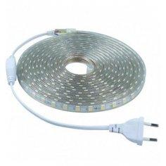 Ruban RGB 60 LED/M - 4M 220 V AC