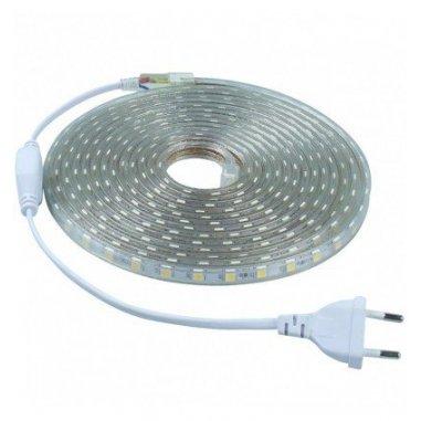 Ruban RGB 60 LED/M - 10M 220 V AC
