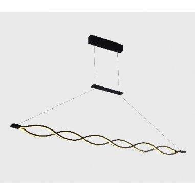 Suspension - LED intégré - Aluminium - Vibraled 20