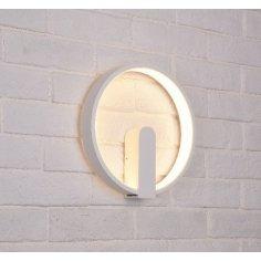 Applique murale - LED intégré - Aluminium - Orion 22 White